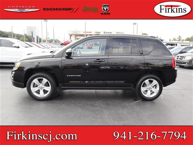 Certified Pre-Owned 2016 Jeep Compass Sport