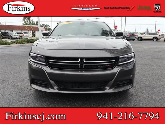 Certified Pre-Owned 2016 Dodge Charger SE