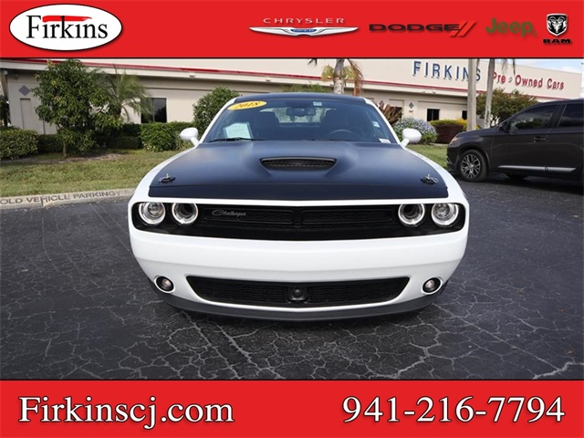 Certified Pre-Owned 2018 Dodge Challenger T/A Plus
