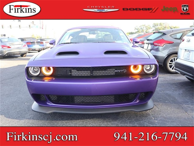 Pre-Owned 2019 Dodge Challenger SRT Hellcat