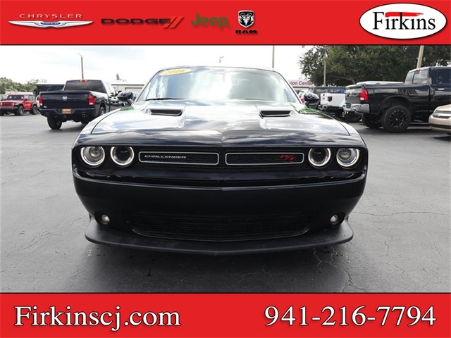 Certified Pre-Owned 2016 Dodge Challenger R/T Scat Pack