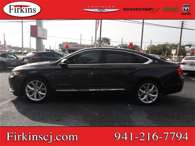 Pre-Owned 2015 Chevrolet Impala LT