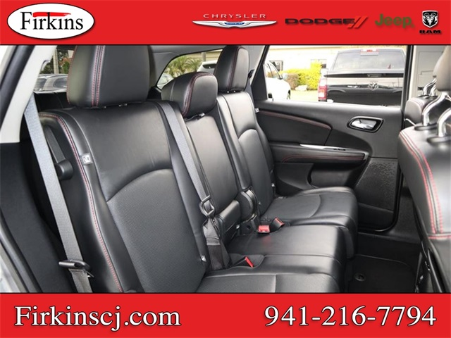 Certified Pre-Owned 2018 Dodge Journey GT