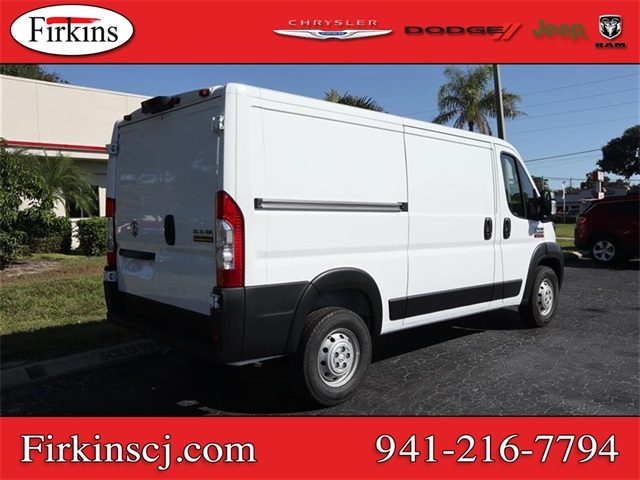 New 2020 Ram ProMaster 1500 Low Roof