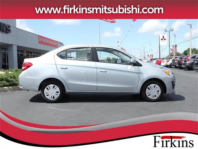 New 2019 Mitsubishi Mirage G4 ES