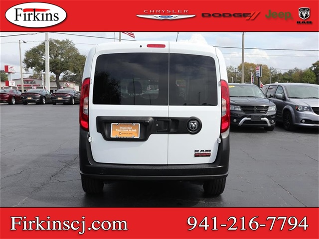 Certified Pre-Owned 2016 Ram ProMaster City Tradesman